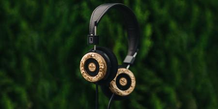 Los nuevos auriculares Grado The Hemp quieren conquistar al público más exquisito con su cuerpo fabricado en arce y cáñamo