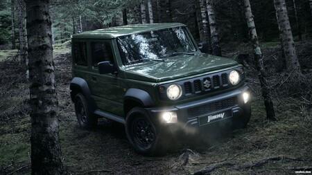 Suzuki Jumny Hibrido 4