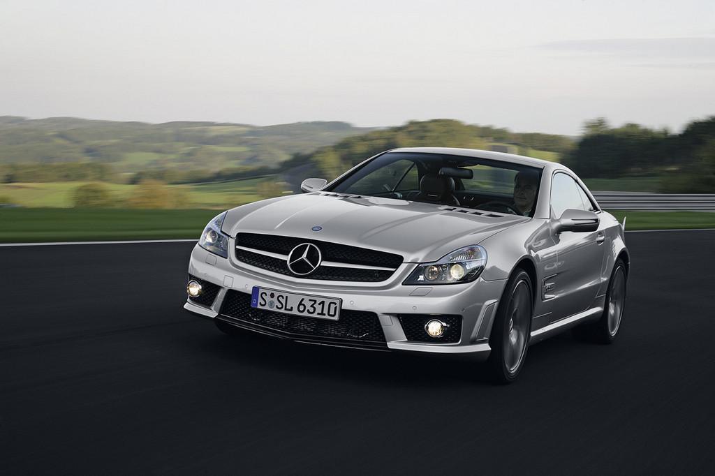 Foto de Mercedes-Benz SL 63 AMG y SL 65 AMG (4/10)