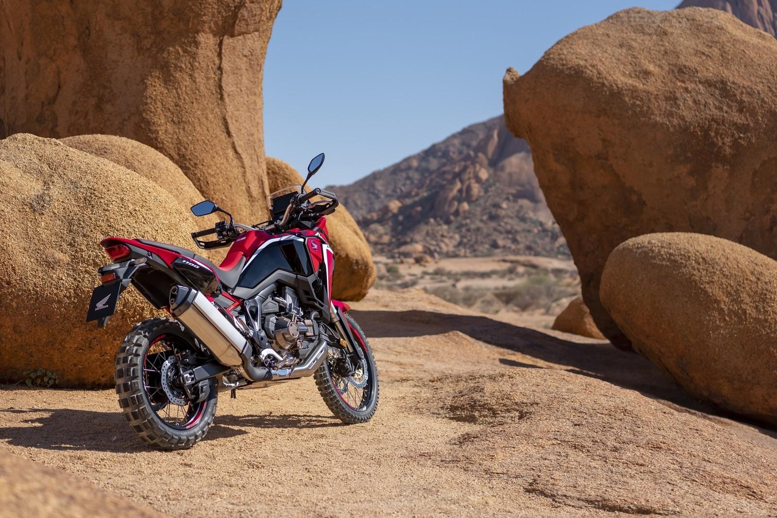 Foto de Honda CRF1100L Africa Twin 2020 (11/27)