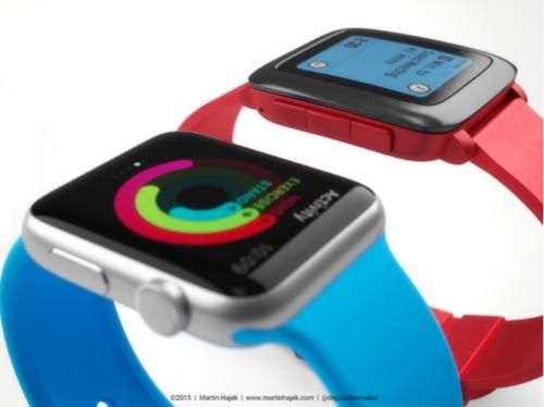 ¿Cuáles son las posibilidades de Pebble en el ecosistema iOS después del Apple Watch?