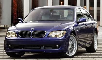 Alpina B7, el BMW M7 que nunca existió