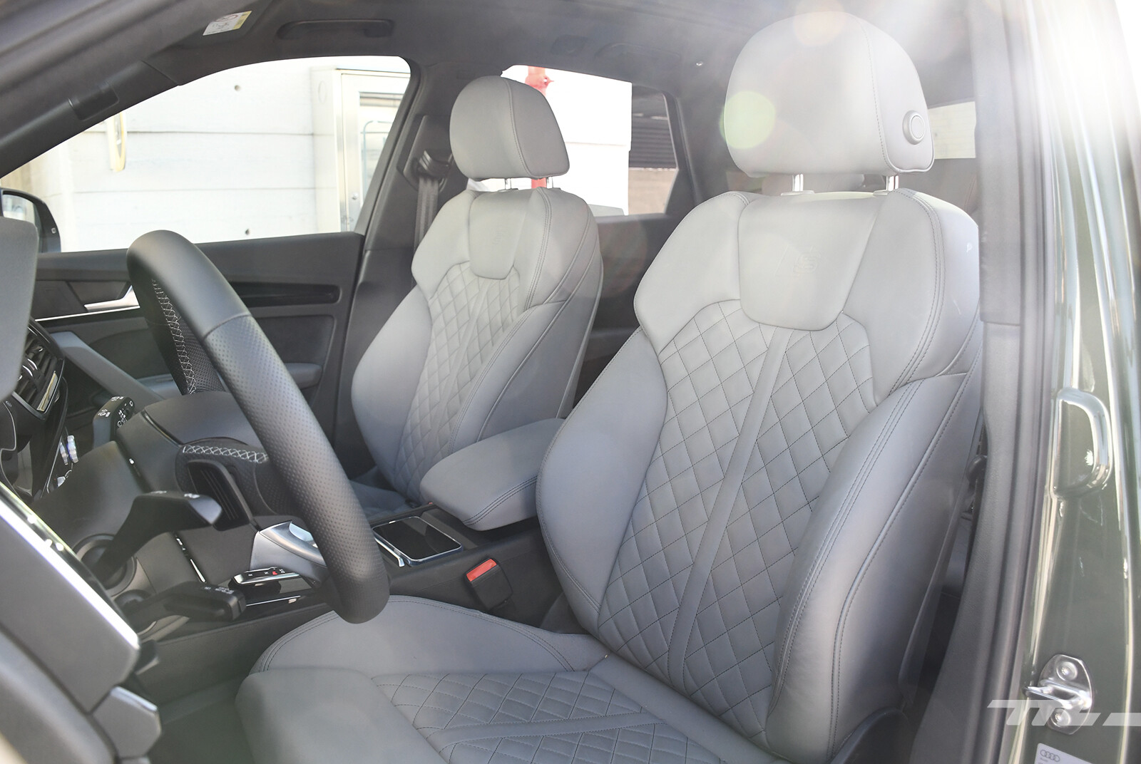 Foto de Audi Q5 2021 (prueba) (21/24)