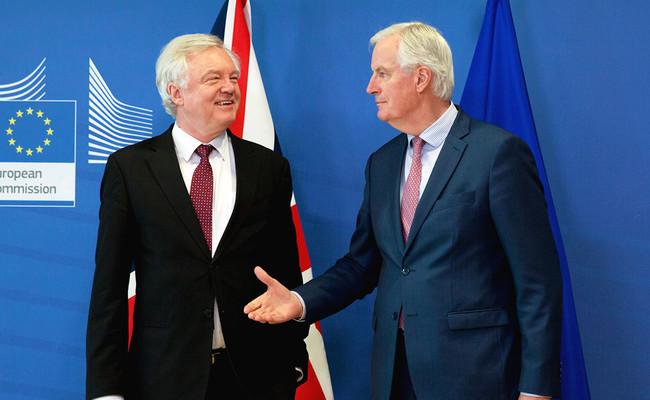 Acuerdo Transicion Brexit