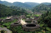 Vivir en las montañas de China: los Tulou de Fujian