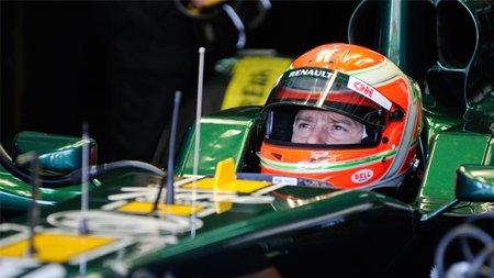 Jarno Trulli, crítico con los neumáticos Pirelli