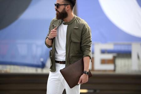 Siete chaquetas de inspiración militar para sumarle funcionalidad y estilo a todos tus looks de otoño