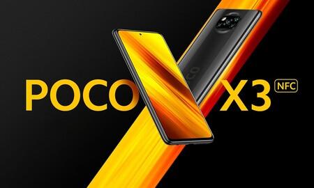 Con el cupón PQ42020 de eBay tienes el Xiaomi Poco X3 NFC de 64 GB por menos de 200 euros