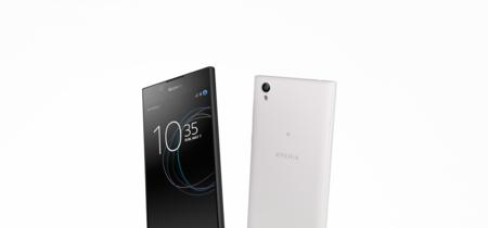 Sony Xperia L1, la elegante gama baja que pensábamos que no volveríamos a ver en Sony
