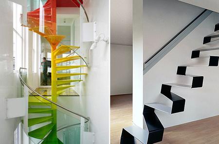 El baúl de Decoesfera: escaleras