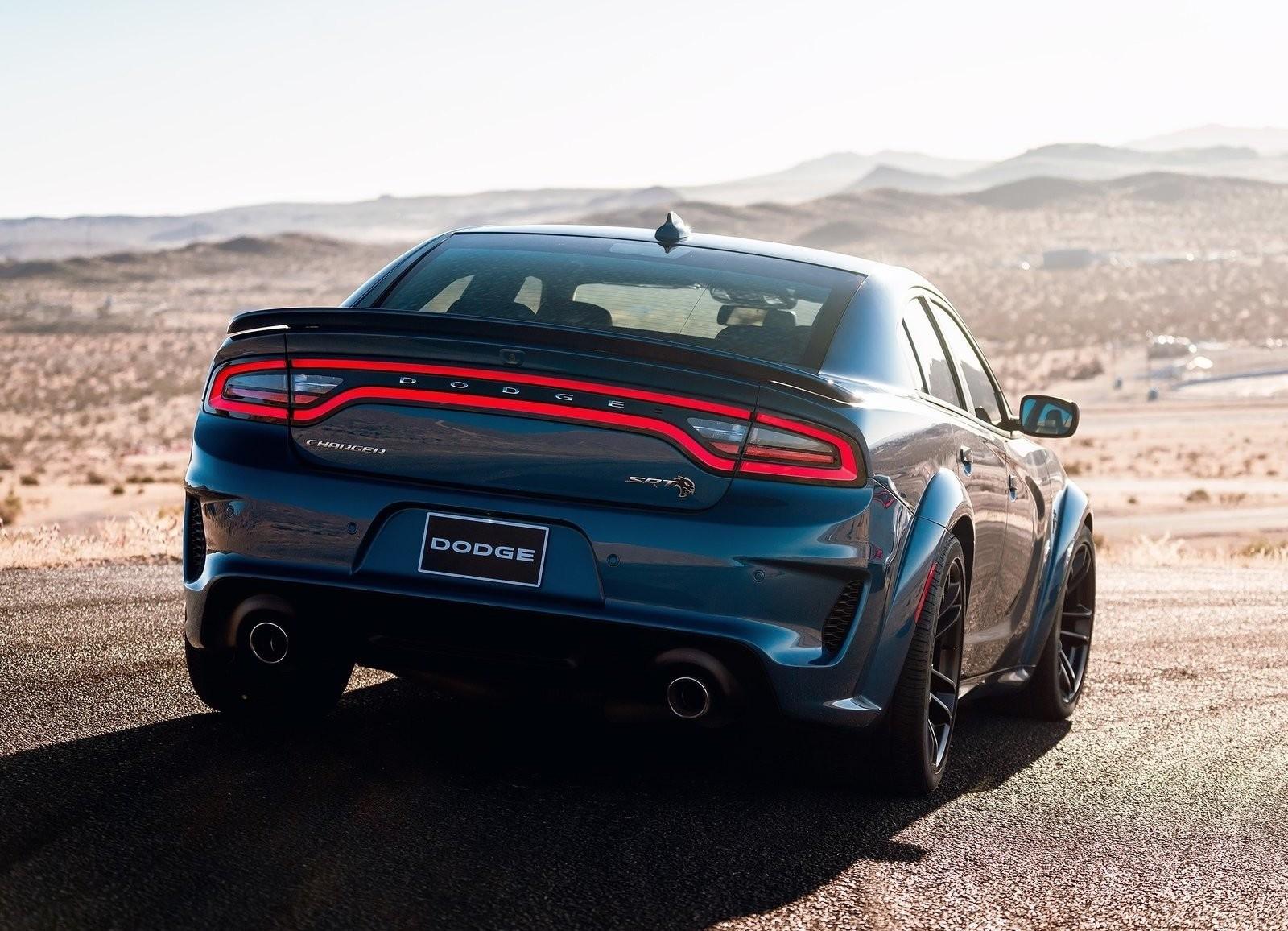 Foto de Dodge Charger SRT Hellcat Widebody 2019 (8/26)
