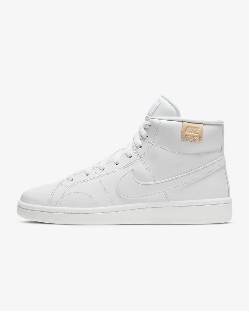 Zapatillas urbanas Nike Court Royale 2 Mid en dos colores a elegir