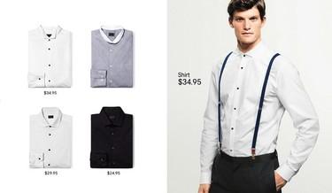 H&M y sus sencillas propuestas para todos los que no saben cómo vestirse de traje en el Otoño