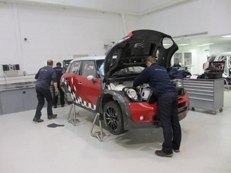Prodrive lleva su John Cooper Works al mundo del rallycross