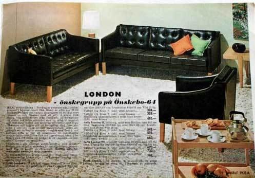 Catálogo de Ikea de 1965
