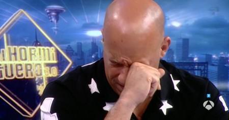Vin Diesel se emociona al recordar a Paul Walker en 'El hormiguero' - la imagen de la semana