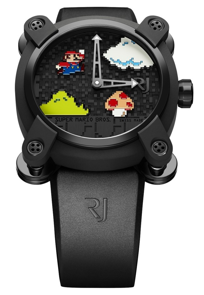 Romain Jerome Super Mario Bros Watch