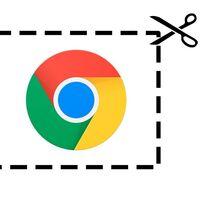 Capturar la pantalla desde Google Chrome ya es posible: el navegador mejora su menú de compartir