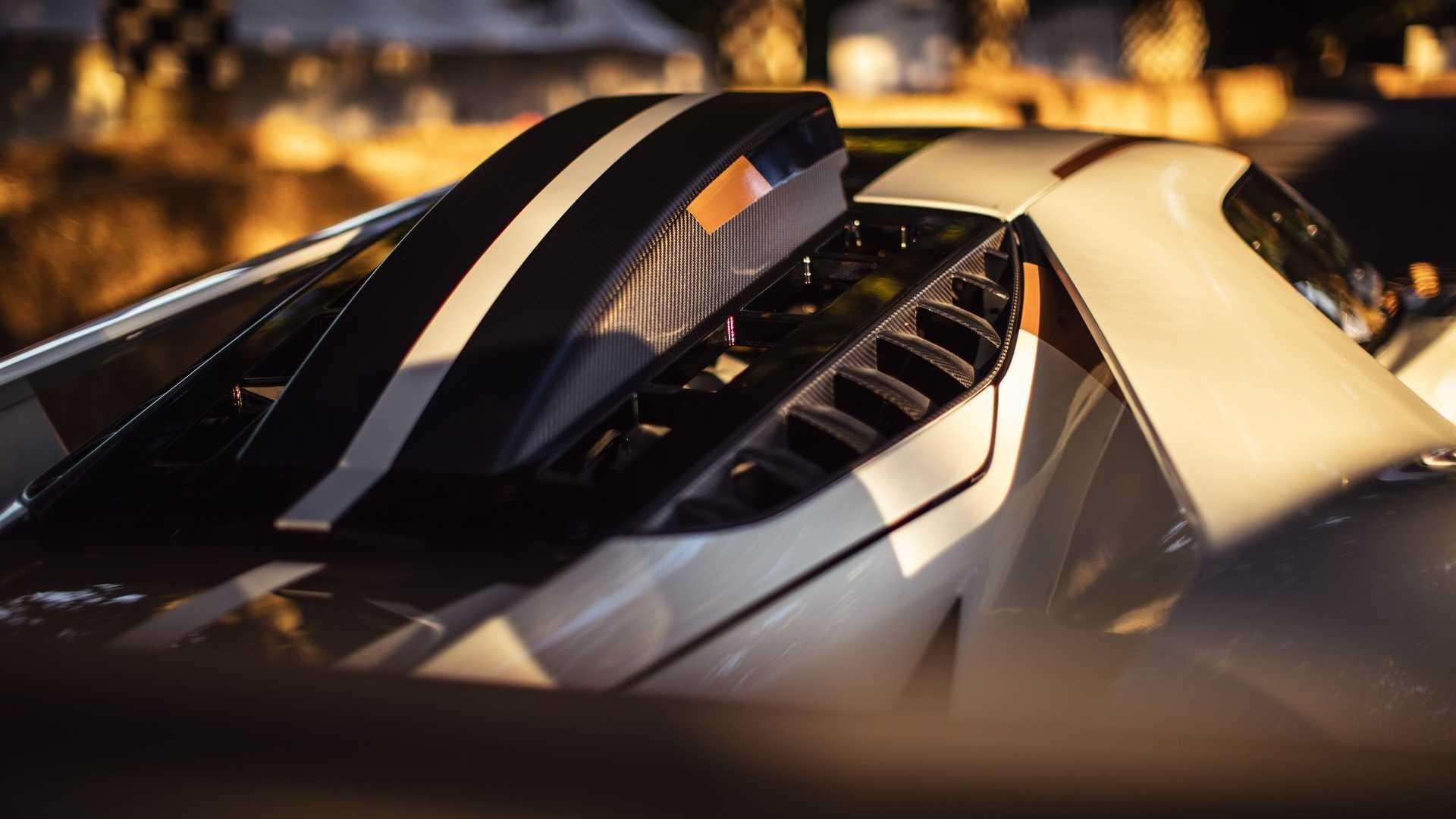 Foto de Ford GT Mk II (9/26)