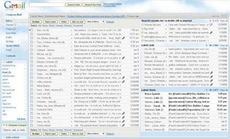 Gmail Labs, reordenando la bandeja de entrada