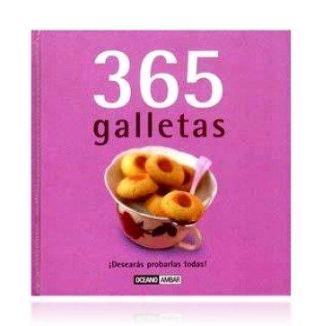 365 galletas. Libro