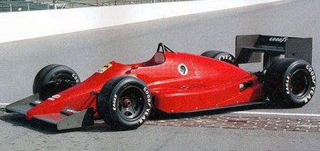 Ferrari 637. El Ferrari que quiso hacer las américas