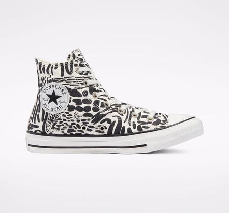Tundra Print Chuck Taylor All Star High Top Shoe