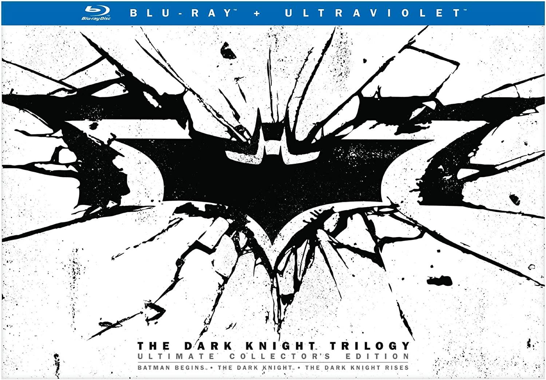 The Dark Knight Trilogy: Ultimate Collector's Edition en Blu-ray (Importado)