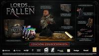 La edición coleccionista de Lords of the Fallen puede terminar de venderte el juego
