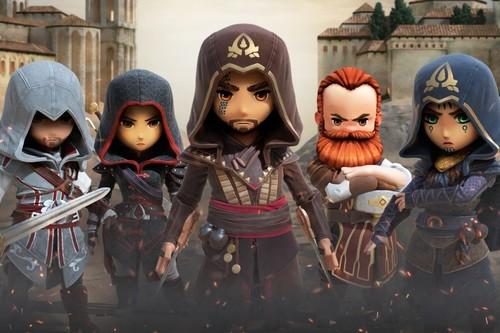 No contaba con acabar enganchado a dos Assassin's Creed este año (menos aún que uno fuese para móviles)