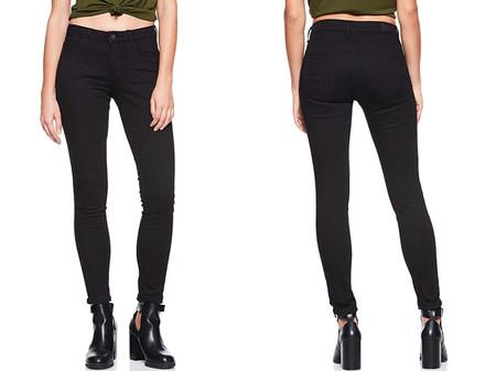 Wrangler Skinny Jeans Mujer