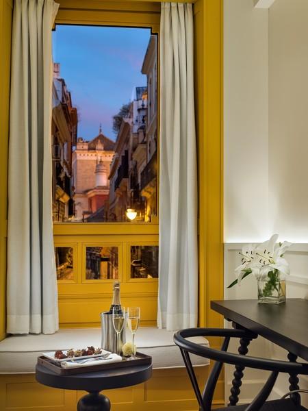 Hoteles bonitos Sevilla