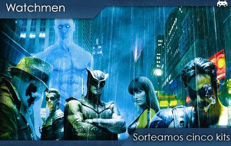 Sorteamos cinco kits de 'Watchmen' (actualizado)