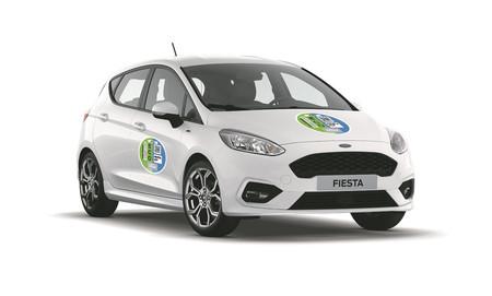 El Ford Fiesta estrena versión bifuel de GLP: un coche de gasolina y gas con 75 CV y etiqueta ECO