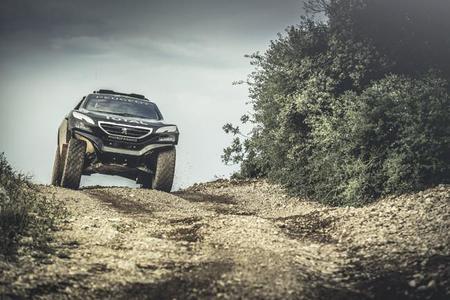 Peugeot 2008 DKR: león malherido busca debut honroso