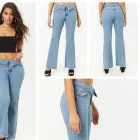 Los jeans de campana han vuelto para quedarse y en Forever 21 los tienes por solo 17 euros