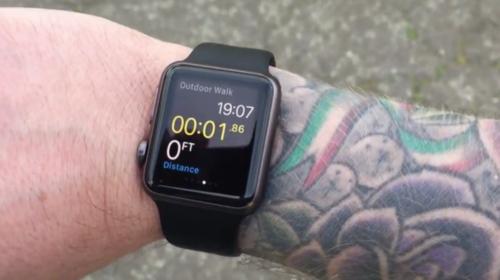 Apple lo confirma, si tienes tatuajes el Apple Watch no funcionará correctamente