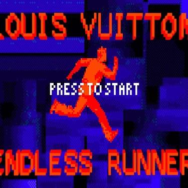 Louis Vuitton lanza un videojuego en su sitio web para los amantes del arcade retro