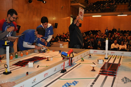 First Lego League 2013