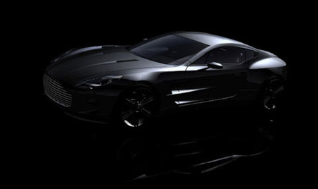 Dos nuevas imágenes del Aston Martin One-77