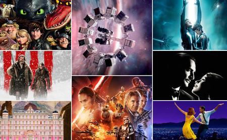 Las 41 mejores bandas sonoras del cine de la década