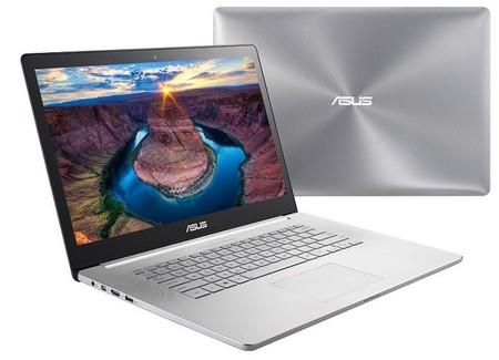 """ASUS Zenbook NX500 es vista en toda su gloria, Ultrabook de 15.6"""" con pantalla 4K"""