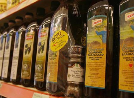 Aceite Oliva Grecia 1