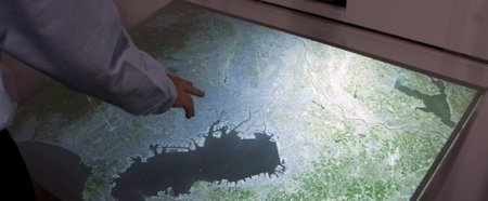 Hitachi emula 'Minority Report' con una nueva interfaz por gestos