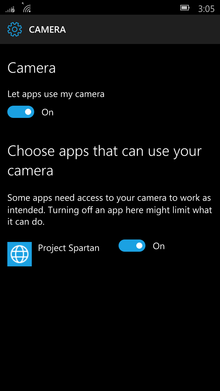 Foto de Windows 10 Mobile build 10136 (64/92)