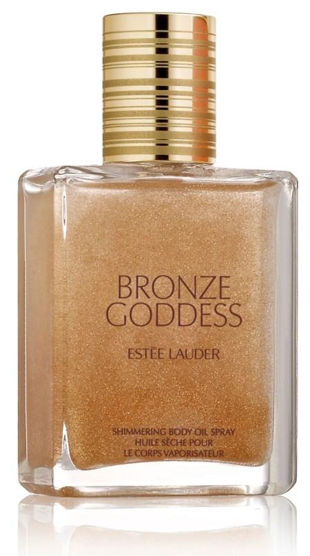 Bronze Goddess Shimmering Body Oil