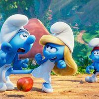 Taquilla española | La nueva versión de 'Los Pitufos' supera a la de 'Ghost in the Shell'