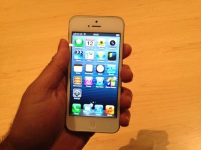 Nuevo iPhone 5, iPod touch y iPod nano: ¡ya los hemos probado!