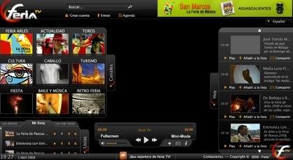 Feria.tv, televisión de alta definición sobre turismo en internet