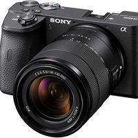 Fnac te deja la mejor sin espejo APS-C de Sony, la Alpha 6600 con objetivo 18-135mm por 1.529,24 euros con 76 euros de descuento acumulable para socios